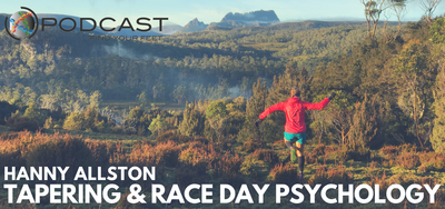 Find Your Feet Podcast for trail running training - trail running racing psychology