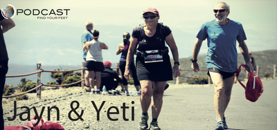 Find Your Feet Podcast for trail running training - Running in older age, running training, running podcast, trail running coaching, trail running training